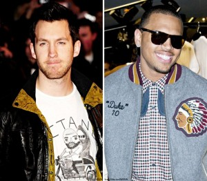 Calvin Harris acusa a Chris Brown de plagio 