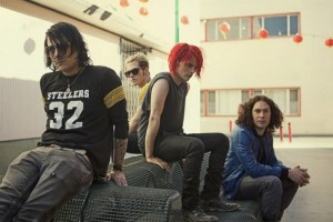 My Chemical Romance en noviembre 'Danger Days: The True Lives of the Fabulous Killjoys'