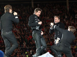 Take That lanzará en noviembre 'Progress'