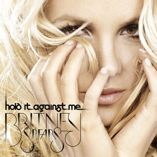Portada del nuevo single de Britney Spears