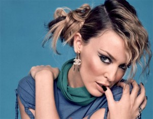 Kylie Minogue desea cantar con Britney Spears 