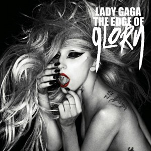 Lady GaGa lanza portada de su próximo single The Edge of Glory