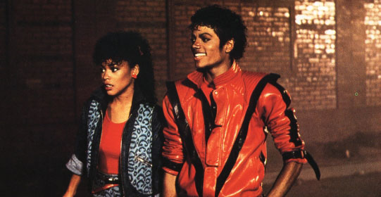 Chaqueta que us Michael Jackson en Thriller vendida por 1,8 millones de dlares 