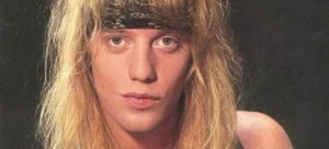 Fallece el rockero Jani Lane