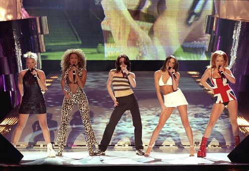David Hasselhoff y las Spice Girls podran ir a Eurovisin 2012 