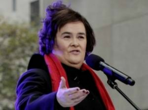 Susan Boyle regresa versionando a Depeche Mode