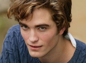 Robert Pattinson pasar por el estudio de grabacin 