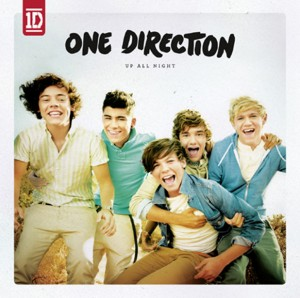 One Direction, la nueva revelacin pop, saca disco 