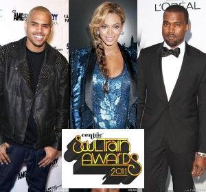 Nominados a los Soul Train Awards 2011