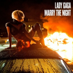 Lady GaGa desvela portada de Marry the night