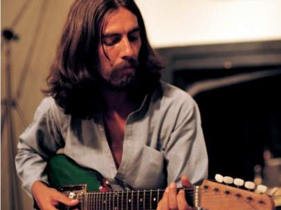 Una dcada sin el Beatles, George Harrison 