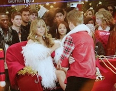 Justin Bieber anuncia video All I Want For Christmas con Mariah Carey