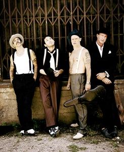  Red Hot Chili Peppers e Incubus confirmados para Rock in Ro 2012 