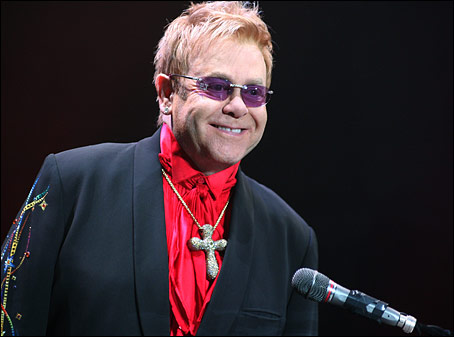 Elton John dice 'no' a Glee