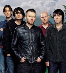 Se filtran canciones inditas de Radiohead 