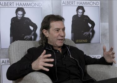 Albert Hammond regresa para presentar 'Legend'