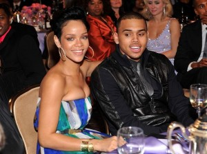 Chris Brown y Rihanna se reencuentran en los Grammys 