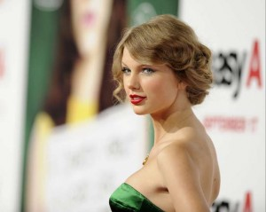 Taylor Swift la cantante que ms gan el ao pasado 
