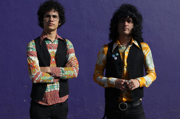 The Mars Volta, Twisted Sister, M. Ward y Rich Robinson en el Azkena Rock 2012