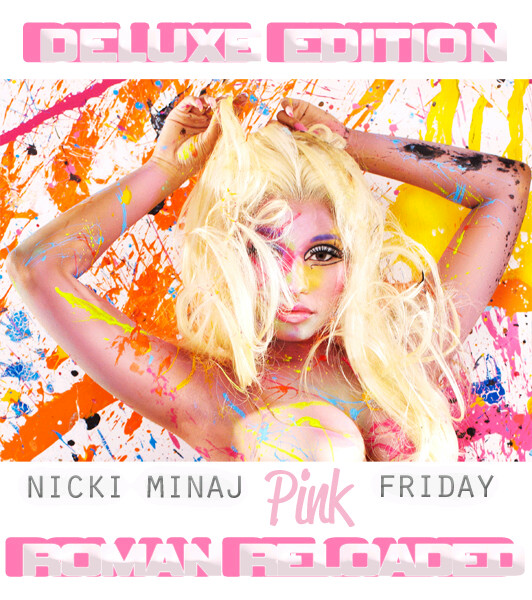 Pink Friday...Roman Reloaded de Nicki Minaj