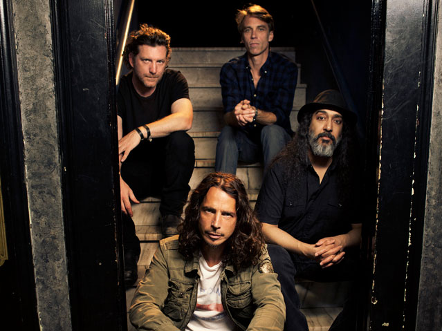 Soundgarden regresan, al fin, con Live to rise