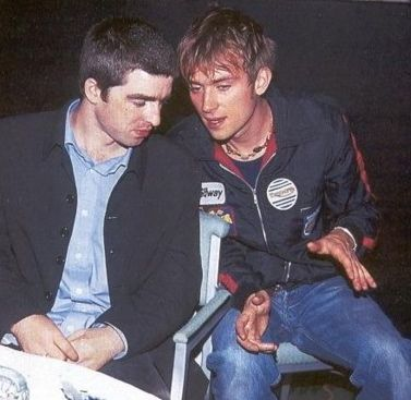 Damon Albarn invita a Noel Gallagher para una colaboración