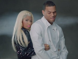 Nicki Minaj estrena video de Right by My Side con Nas y Chris Brown  