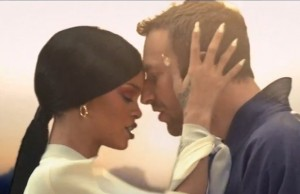 Se desvela el video de Princess of China de Coldplay con Rihanna
