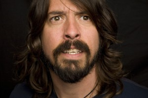 Dave Grohl homenajeado en su Warren, Ohio
