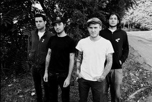 Lo nuevo de The Gaslight Anthem ya está disponible