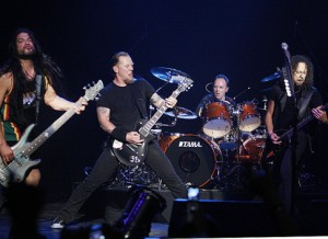 Metallica promete a sus fans espectacular recital en Mxico 