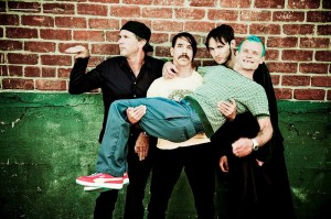 Red Hot Chilli Peppers lanzará Im With You B Sides a partir de Agosto