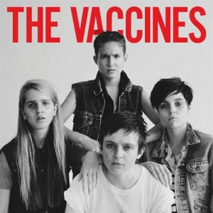 Portada y tracklist de lo nuevo de The Vaccines, Come Of Age