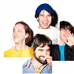 Animal Collective adelanta streaming su nuevo disco, Centipede Hz