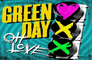 """Oh love"" Nuevo video clip de Green Day"