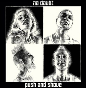 No doubt desvelan tracklist de su nuevo disco, Push and Shove