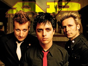 Entrevista a Green Day 