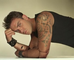 Robbie Williams es papá