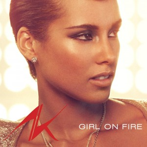 """Girl on fire"" con Nicki Minaj y Alicia Keys"