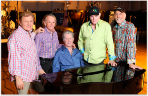 Brian Wilson, Al Jardine y David Marks fuera de The Beach Boys