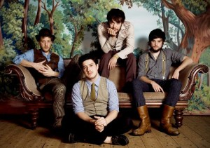 Mumford & Sons estrena video en directo de I will wait 