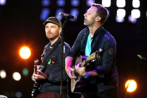 Coldplay La pelcula 
