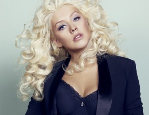 Christina Aguilera y sus pantalones XXL 