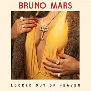 Locked Out of Heaven, lo nuevo de Bruno Mars