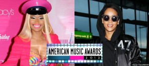 Nominados a los American Music Awards 2012