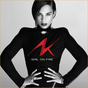 Analizamos el nuevo disco de Alicia Keys, Girl on Fire