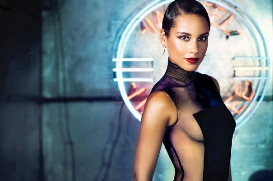Tres videos de Girls of Fire, lo nuevo de Alicia Keys