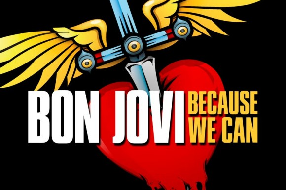 Bon Jovi estrena Because we can