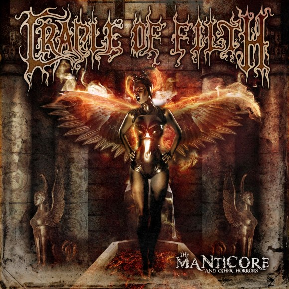 Análisis: Cradle of Filth The Manticore and Other Horrors