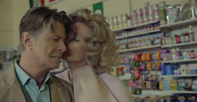 David Bowie estrena video de The Stars (Are Out Tonight) junto a Tilda Swinton 